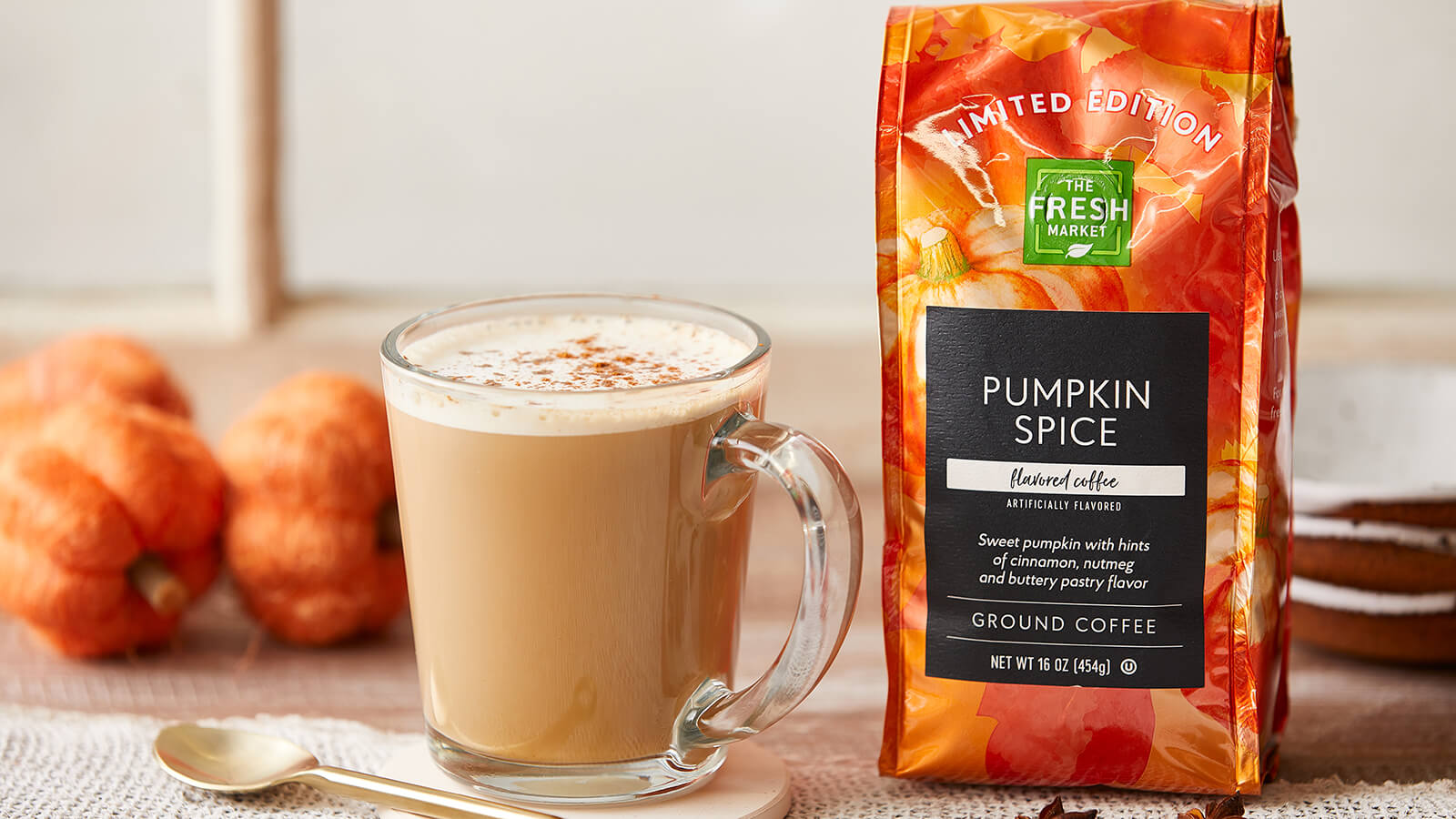 TFM Pumpkin Spice Coffee