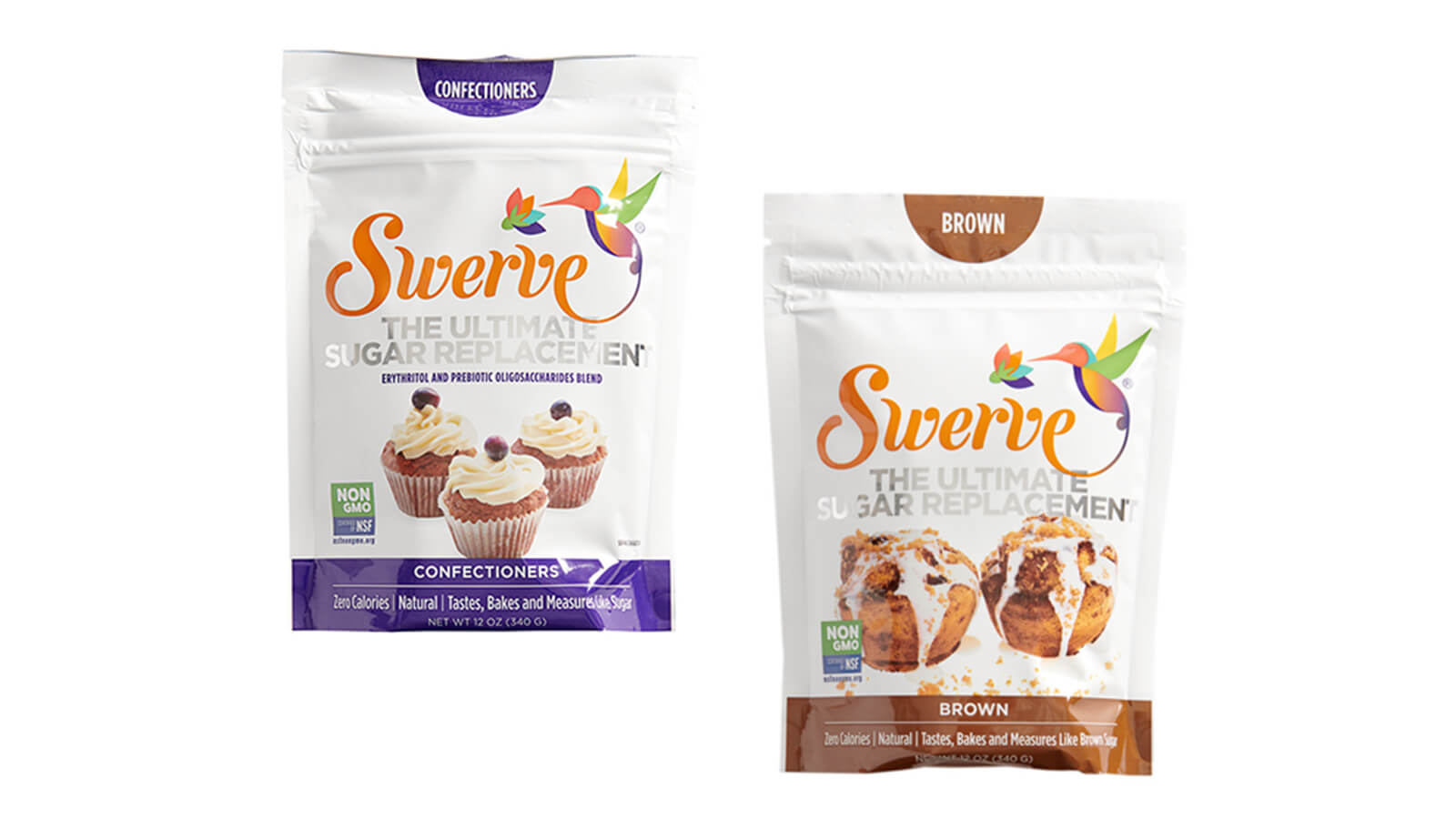 Swerve Brown Sugar & Confectioners' Sugar Replacement