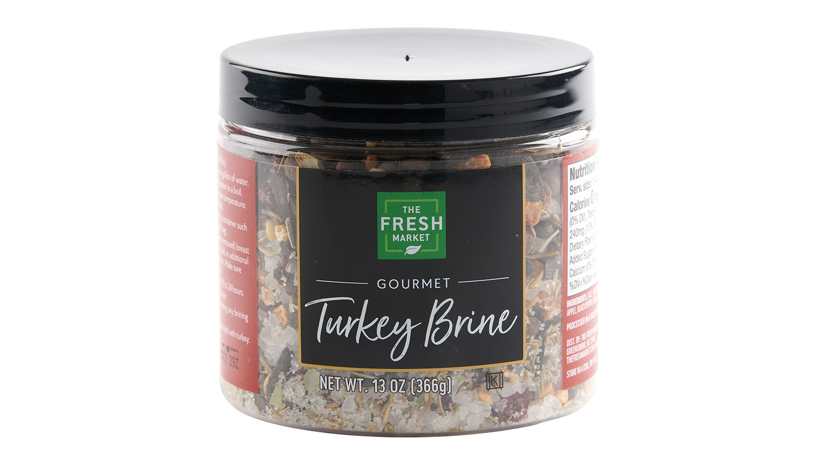 The Fresh Market Turkey Brine
