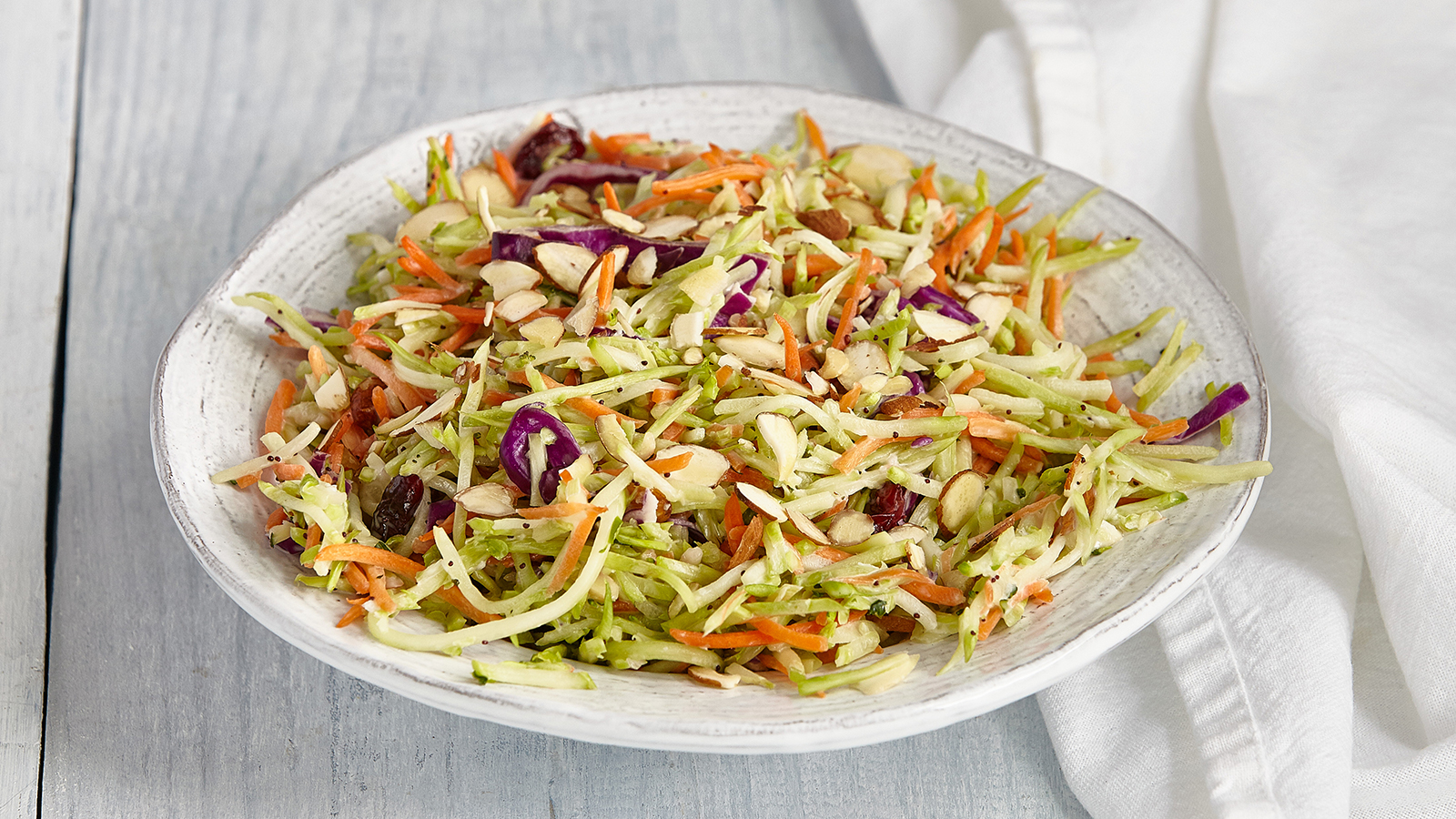 Broccoli-Cranberry-Slaw-with-Almonds
