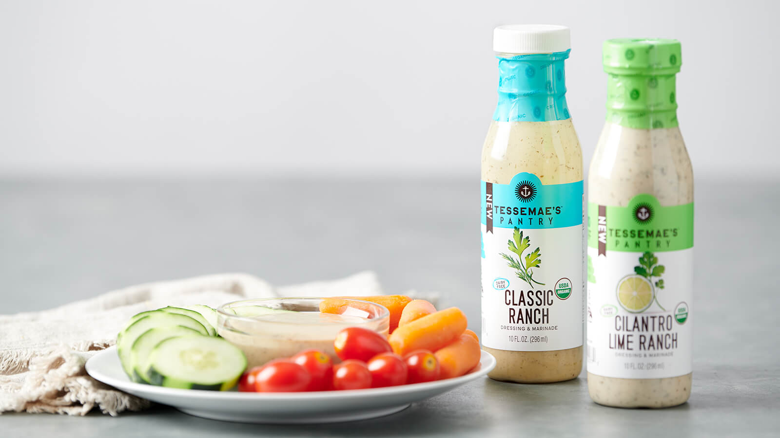 Tessemae's Salad Dressings