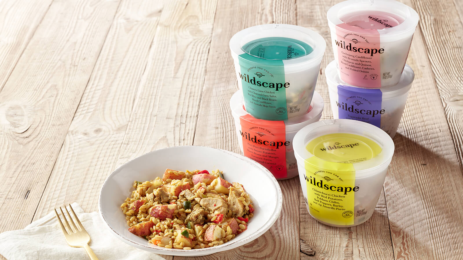 Wildscape Frozen Meals