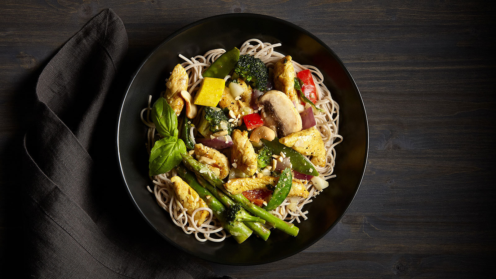 Lemongrass-Basil-Chicken-with-Soba-Noodles