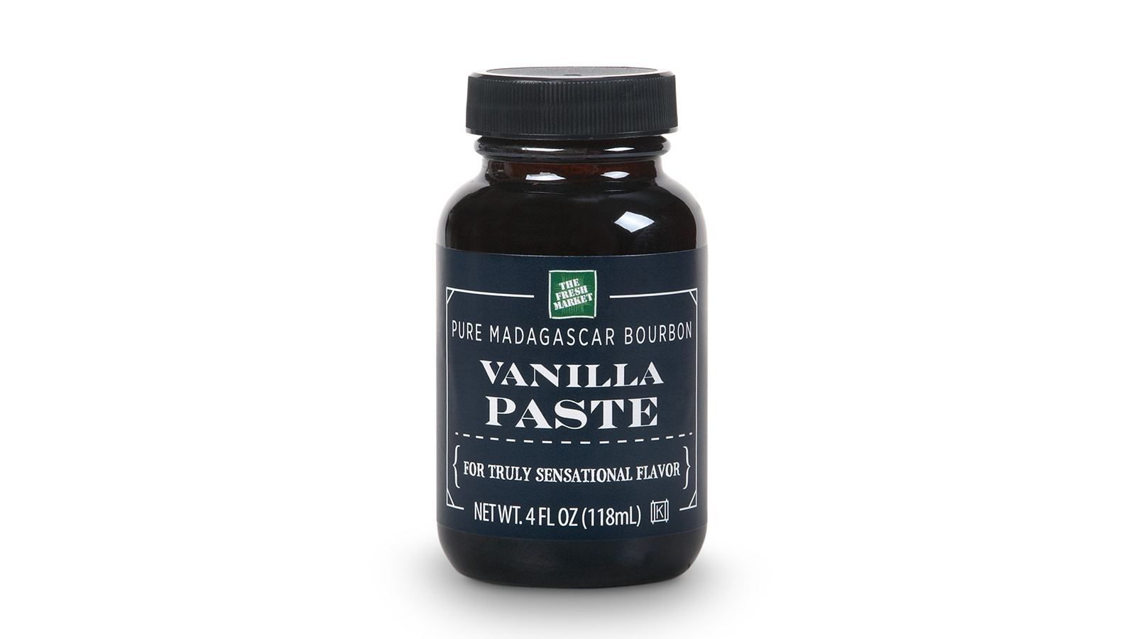 The Fresh Market Pure Madagascar Bourbon Vanilla Paste