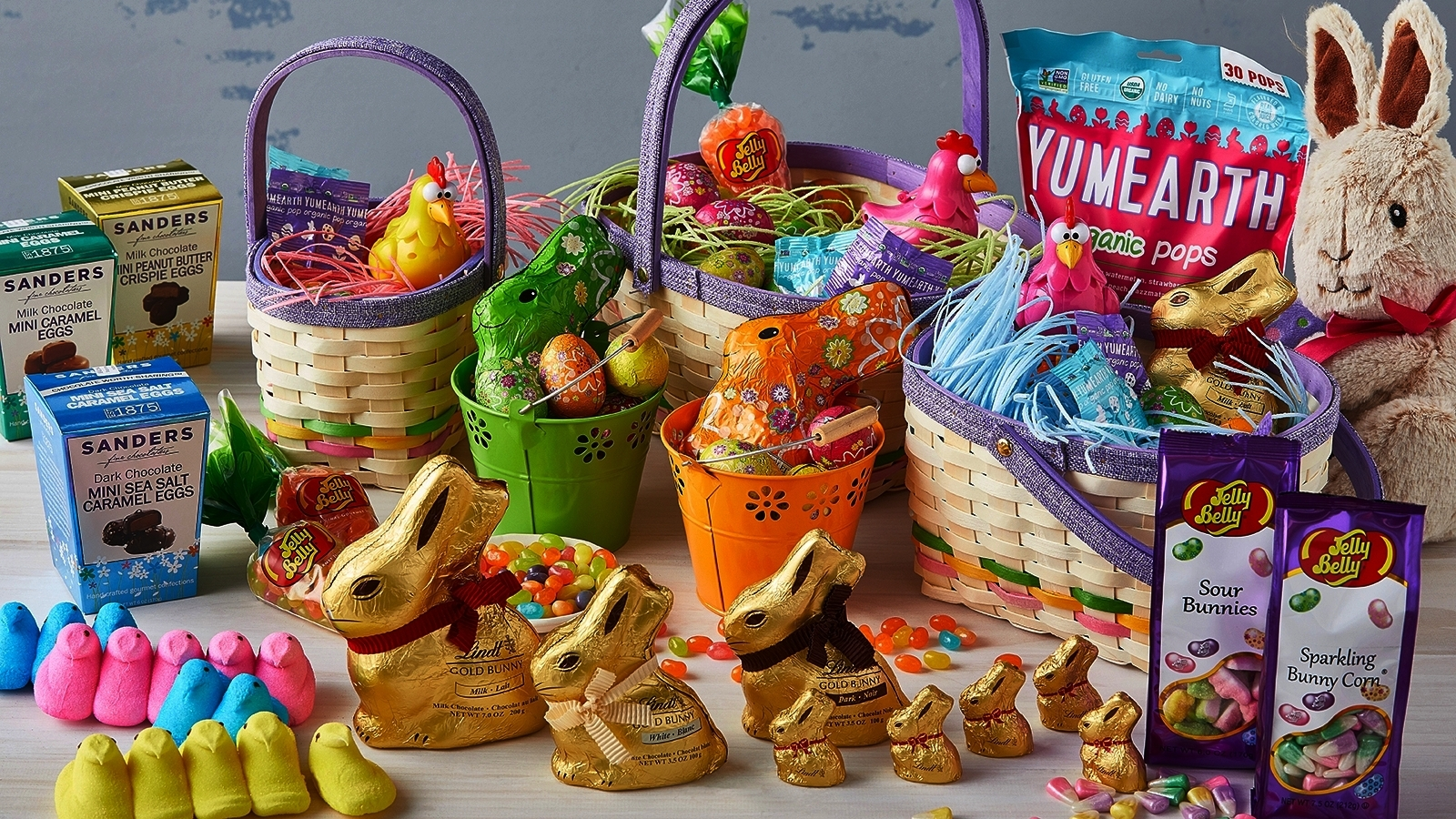 Sweet Treats for Your Basket