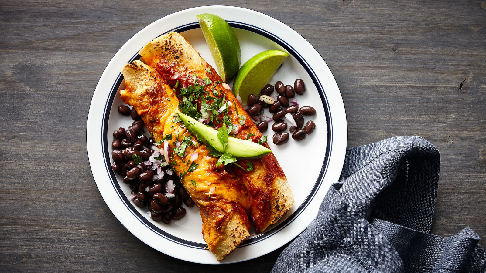 easy enchilada hero
