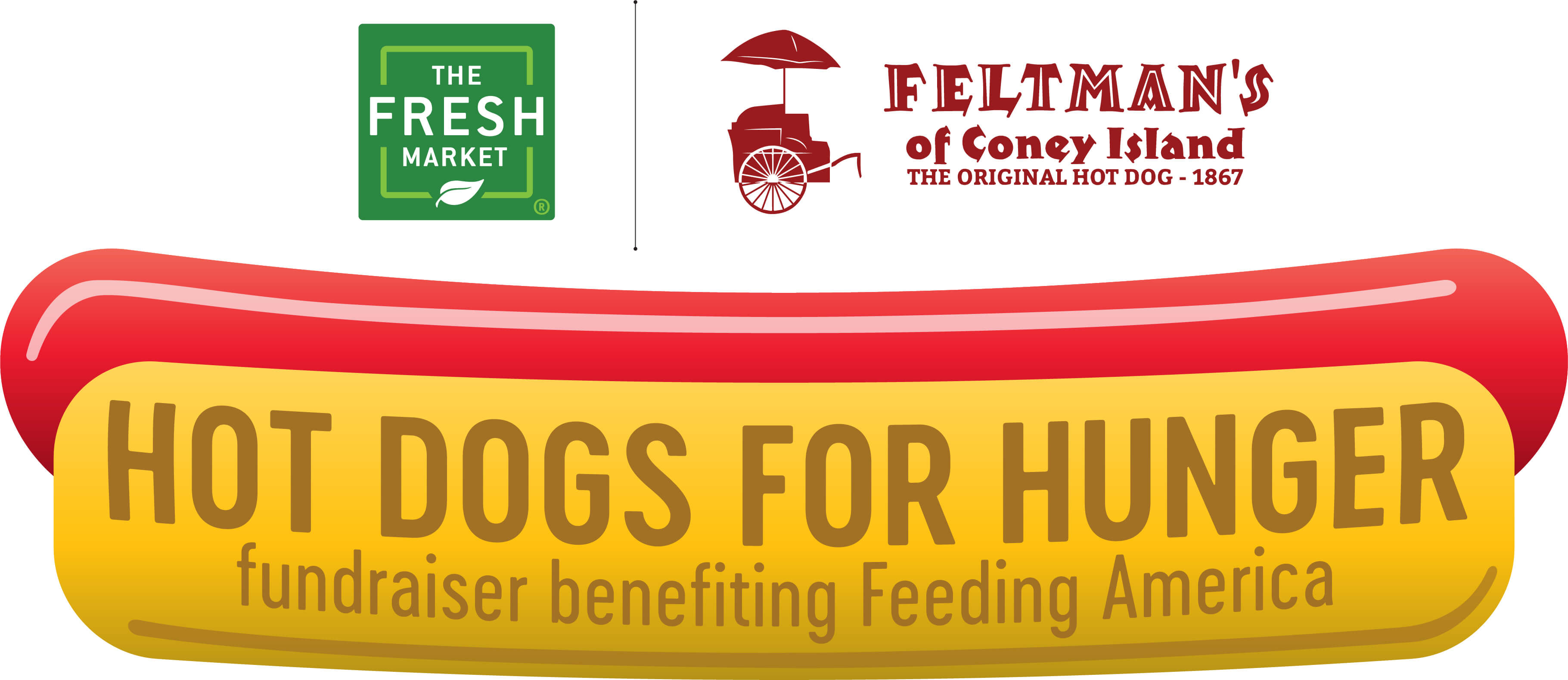 Hot Dogs For Hunger Logo