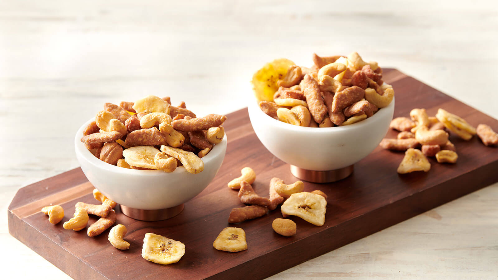 Seasonal Pineapple Habanero Snack Mix