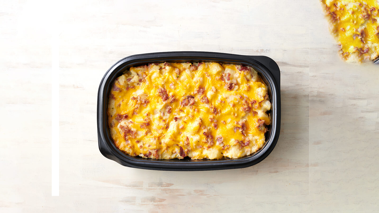 Loaded Potatoes Au Gratin