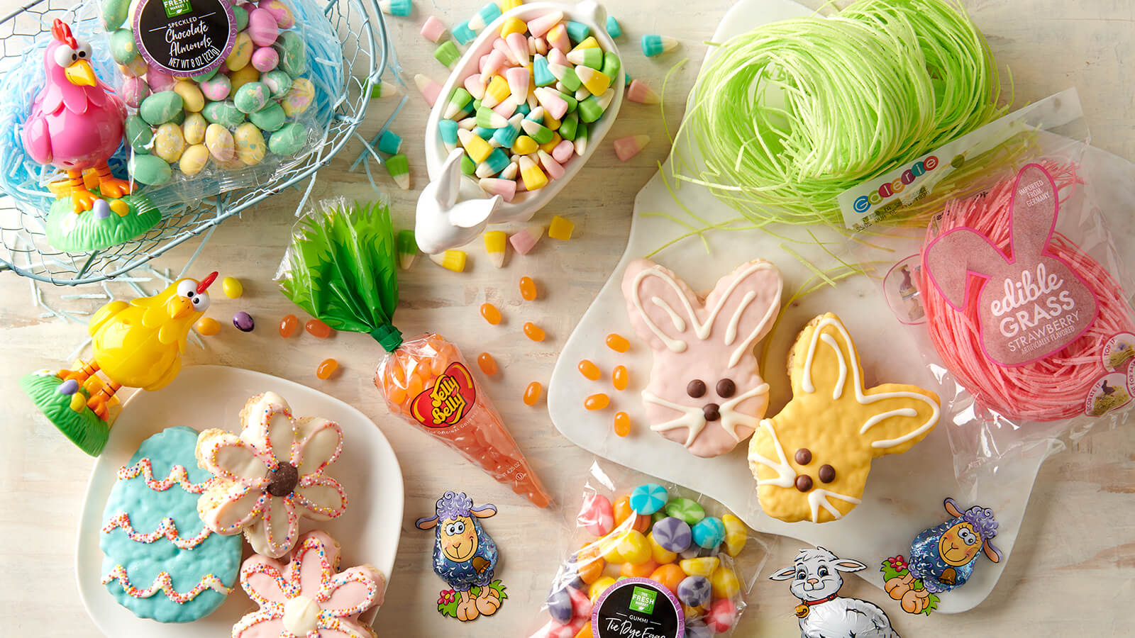 Sweet Treats for Easter