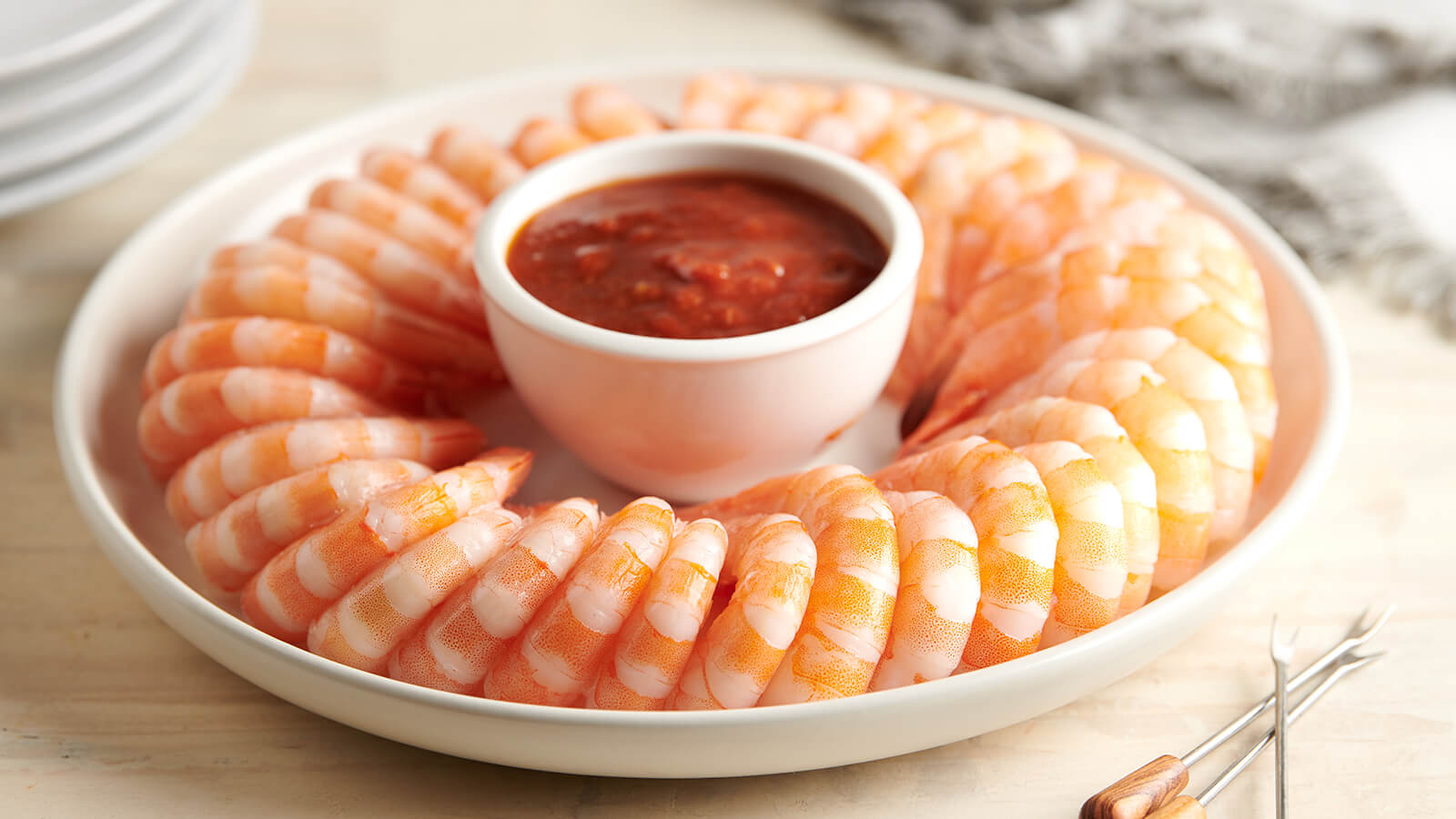 Cocktail Shrimp Ring