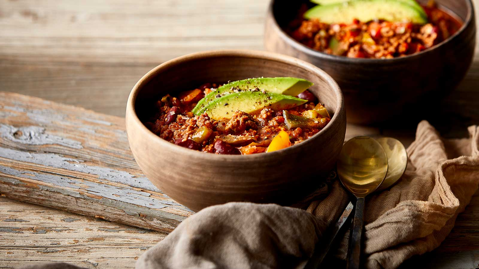 Grass-Fed Beef Chili