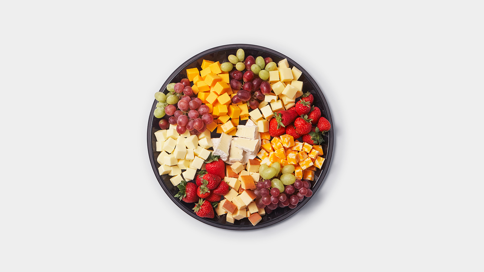 Classic Fruit & Cheese Platter