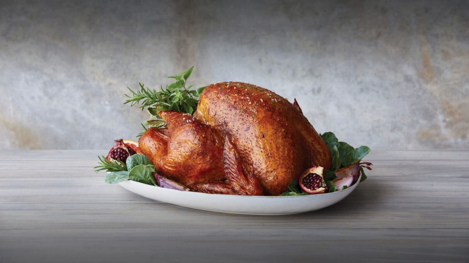 Fully Cooked Turkey, 10-13 lb