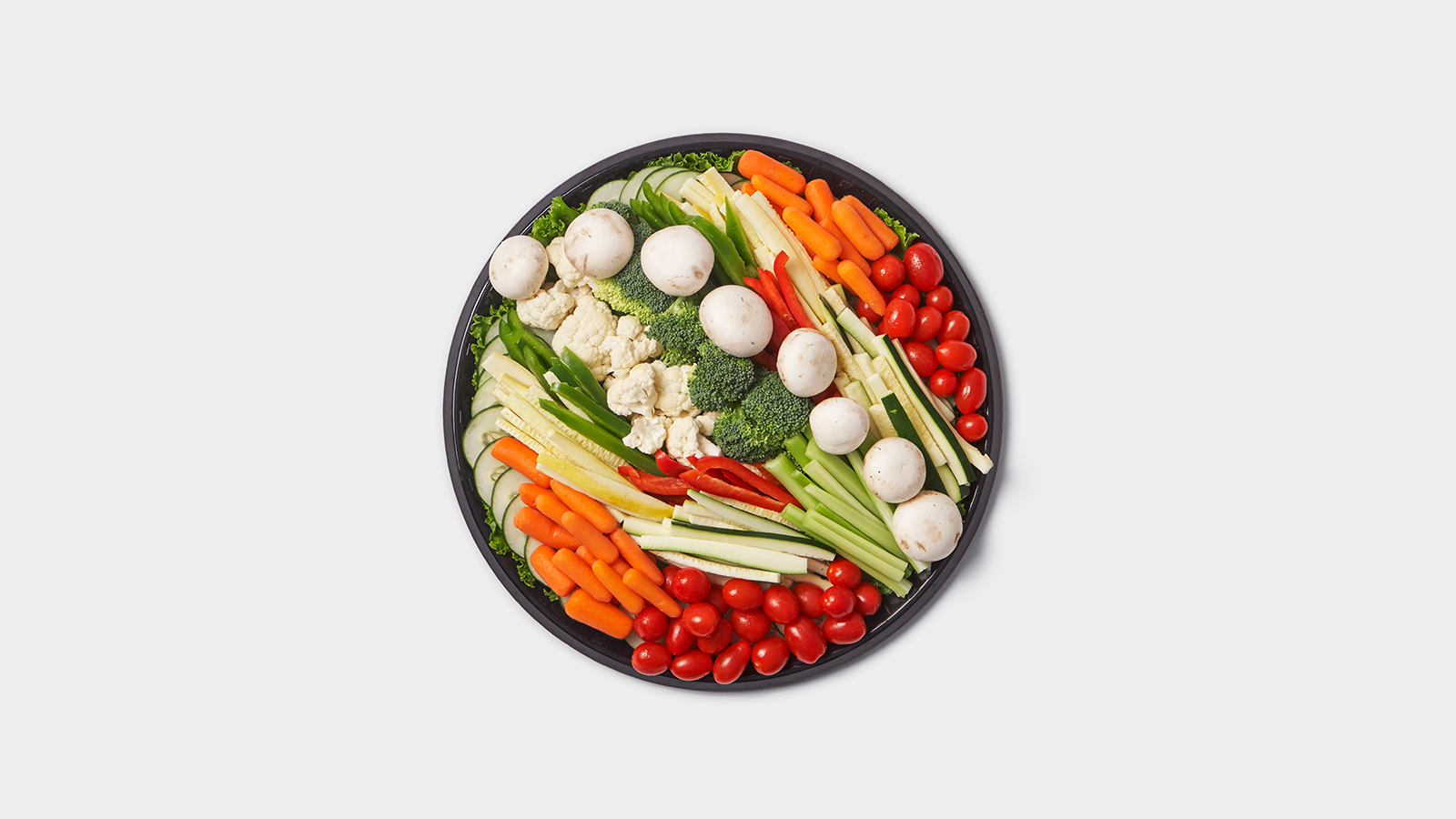 Crudite with Creamy Dip