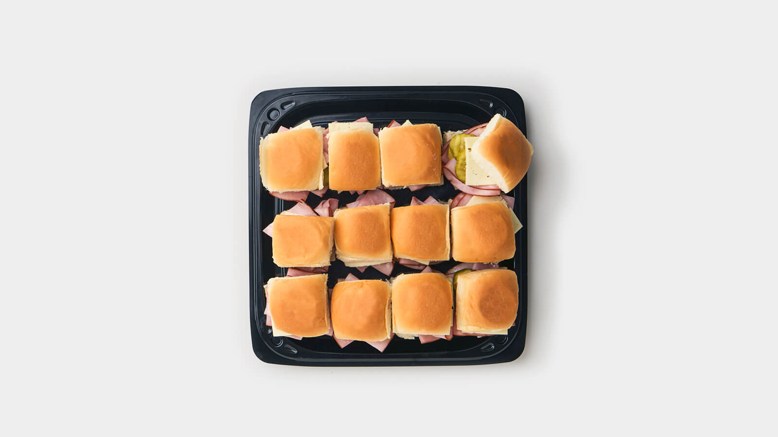 Cuban Slider Tray