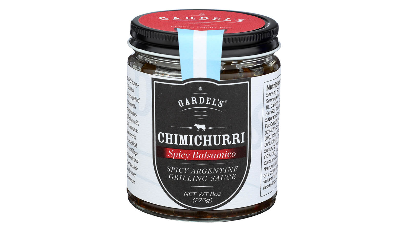 Gardel's Spicy Balsamico Chimichurri Sauce