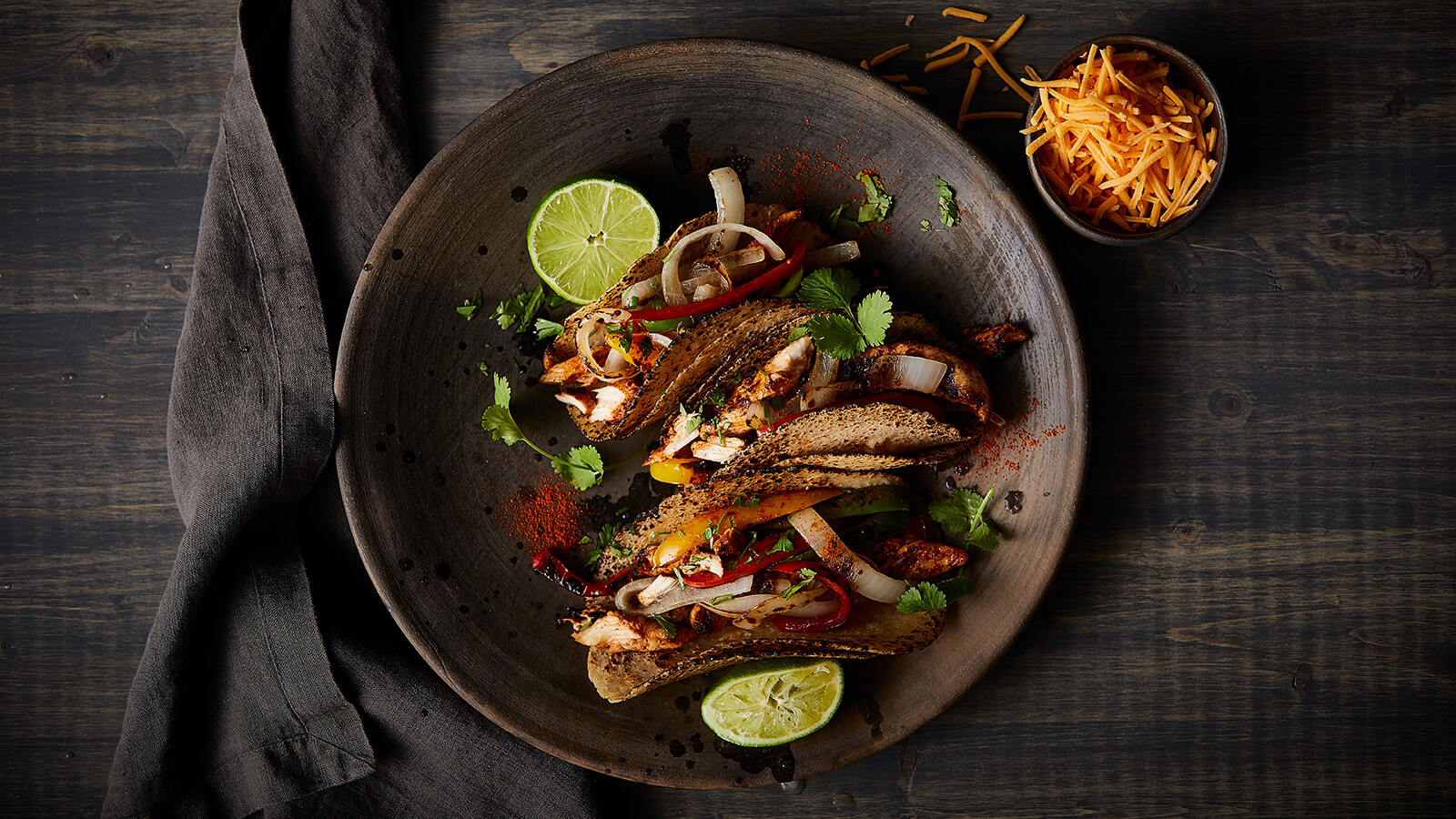Southwest Chicken Fajitas