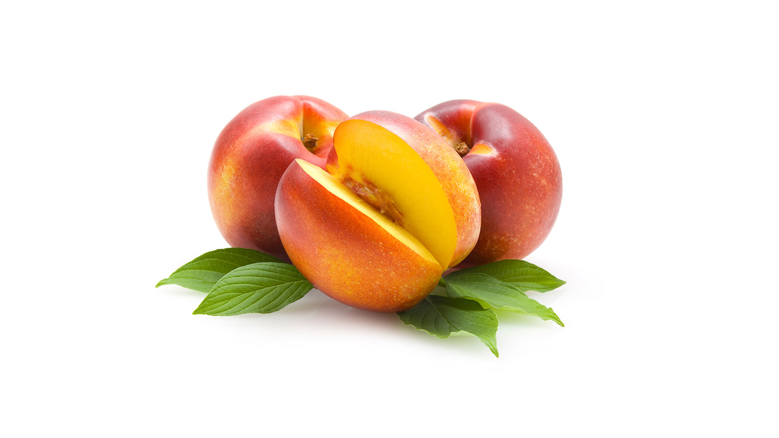 Yellow-Nectarines