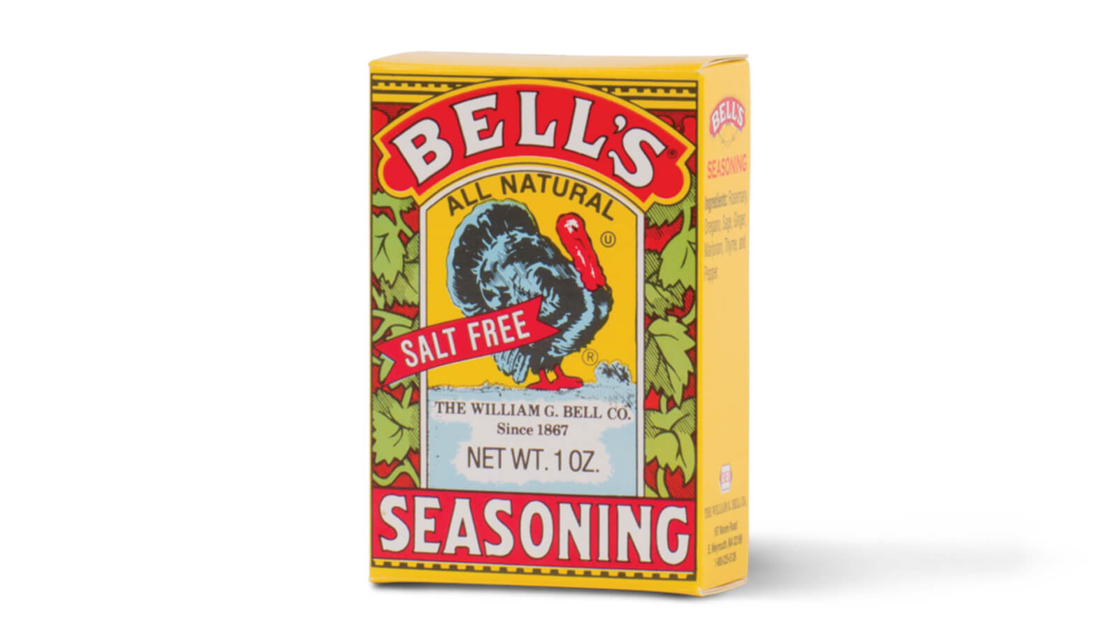 Bell's Turkey Seasoning
