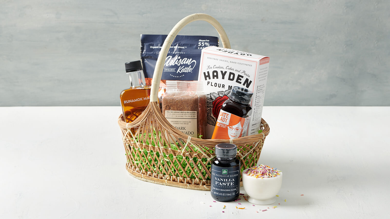 The Busy Baker Gift Basket