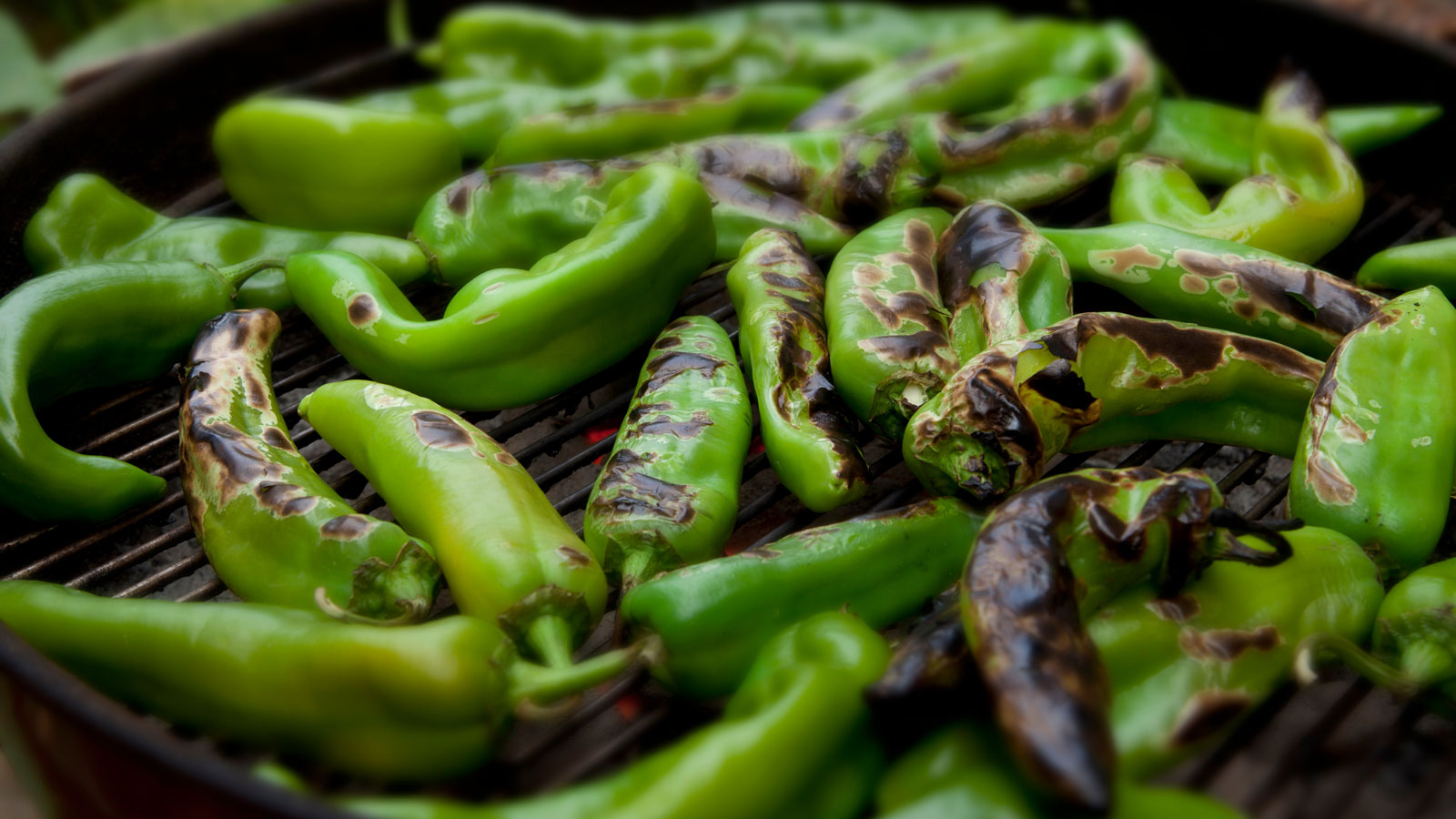 Hatch Chiles Case - Mild Roasted - Availability Varies
