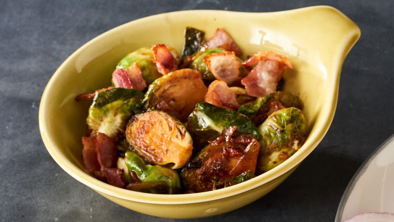 Maple-Glazed-Brussels-Sprouts-with-Bacon