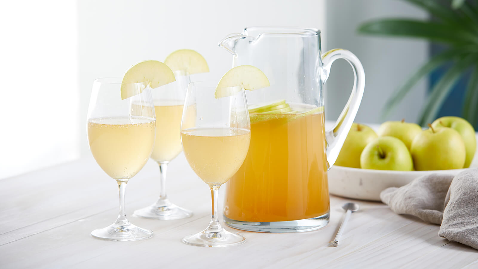 Sparkling Honey Ginger Prosecco