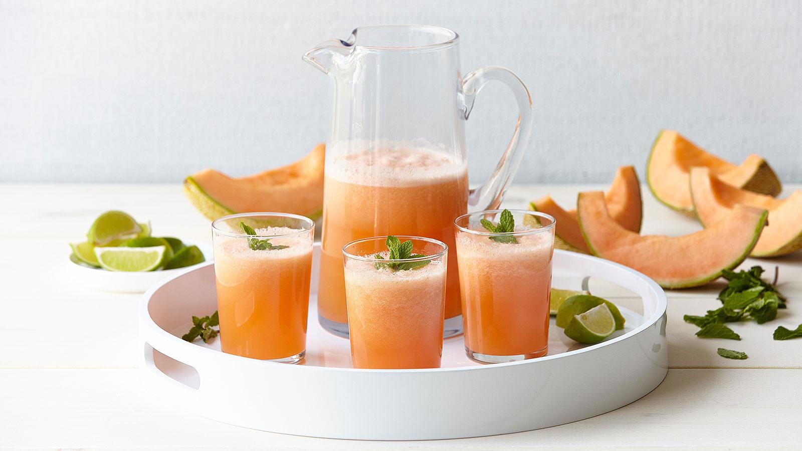 Melon Agua Fresca | Recipe | The Fresh Market - The Fresh Market