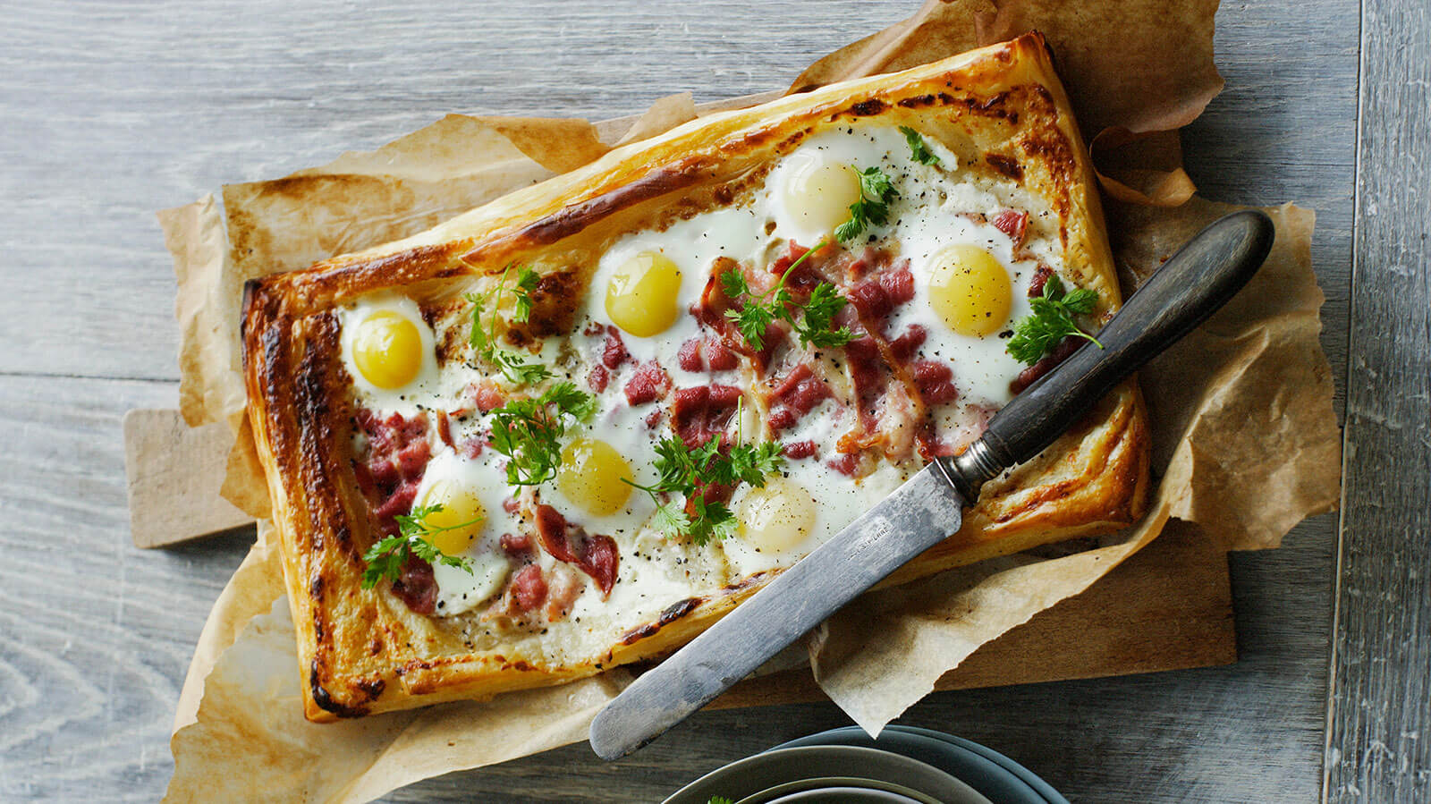 bacon-and-egg-puff-pastry