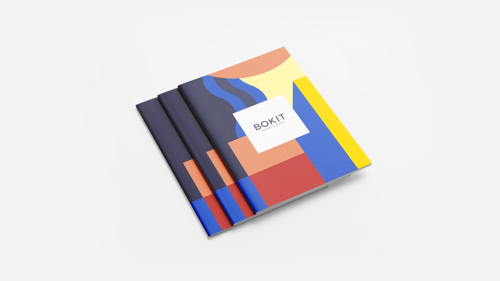 Bokit's beautiful notebooks