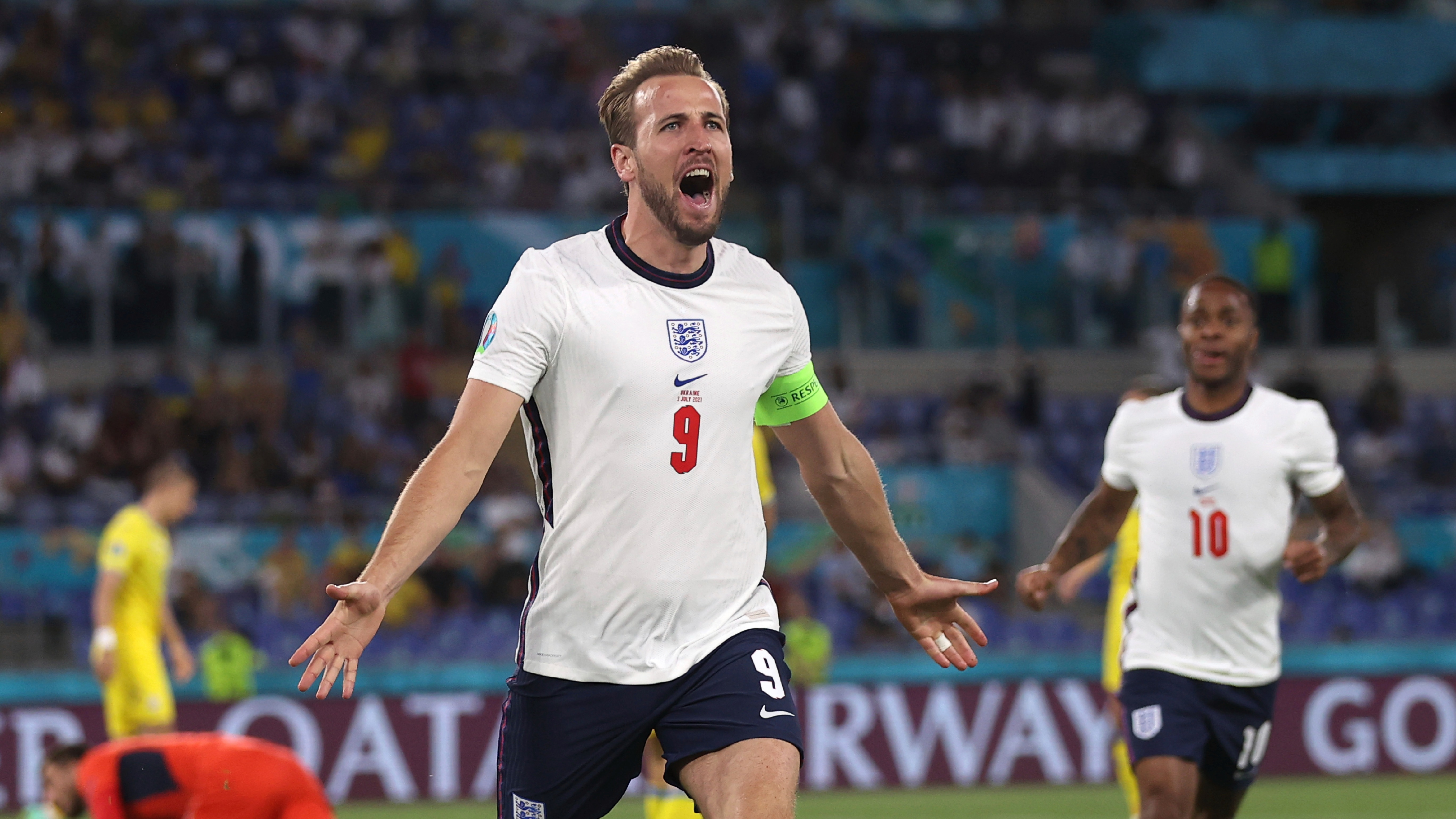 ITV to show exclusive live coverage of England v Denmark Euro 2020 semi-final