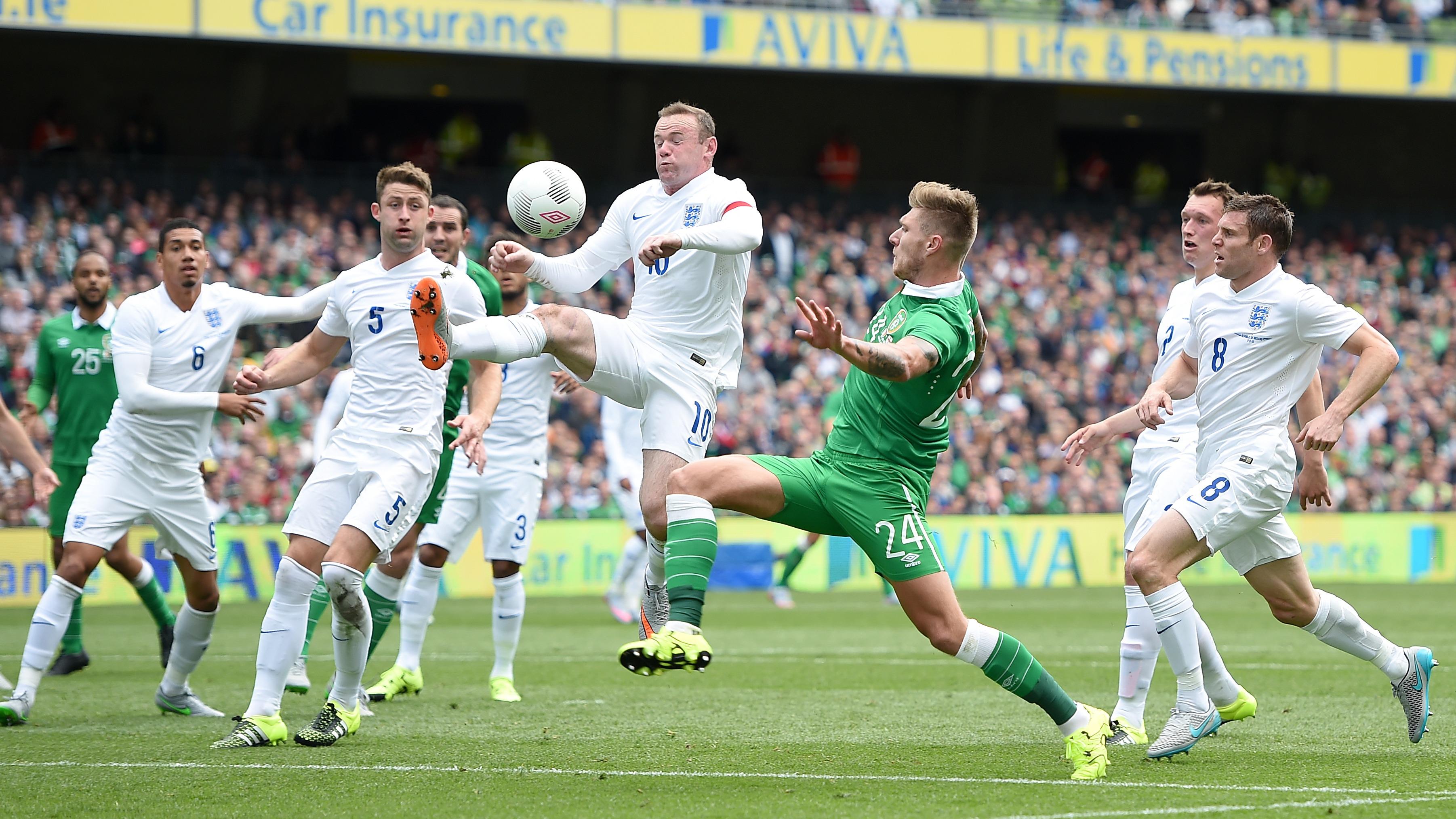 Watch England host Republic of Ireland in friendly live on ITV | ITV Football