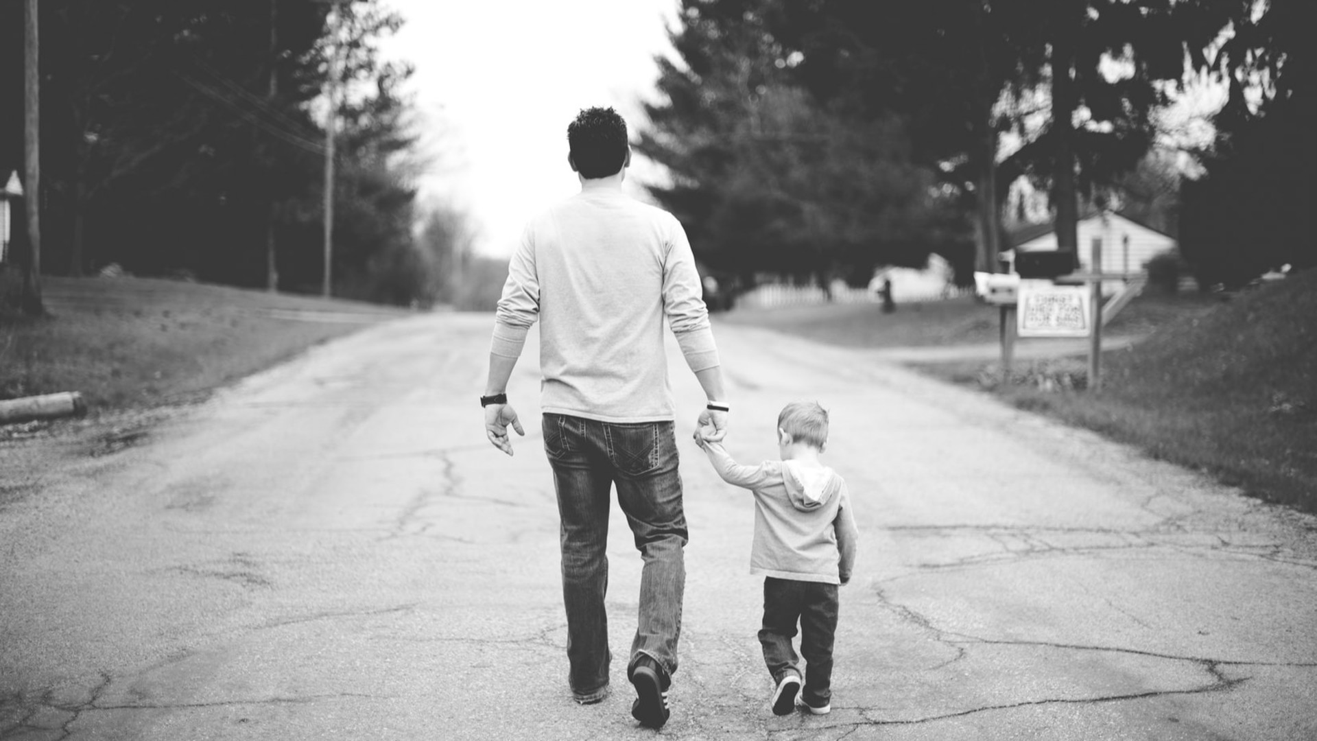 Just for Dads: Leading Your Family Through Uncertainty Hero Image