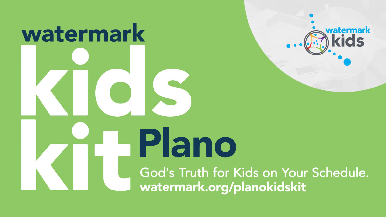 Watermark Plano Kids Kit For May 3 Hero Image