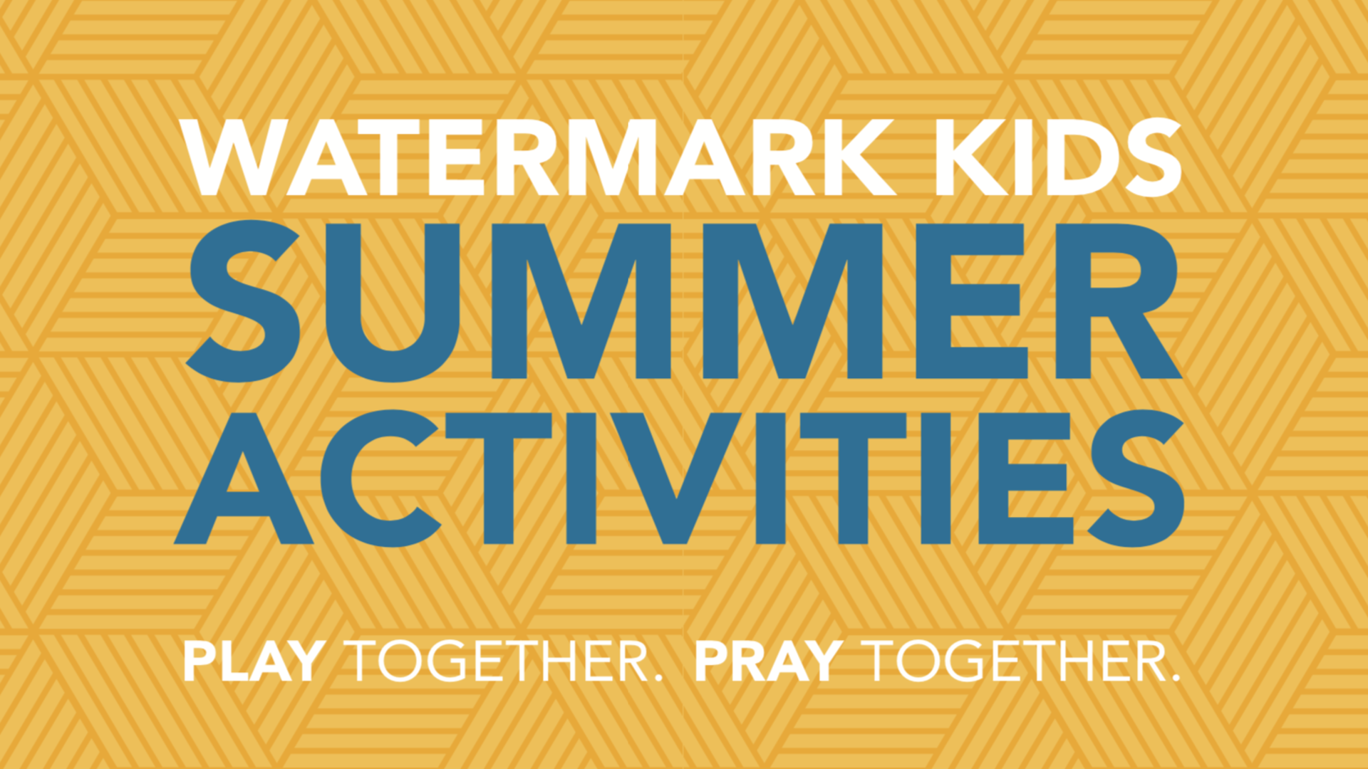 Watermark Kids Summer Activities Guide Hero Image