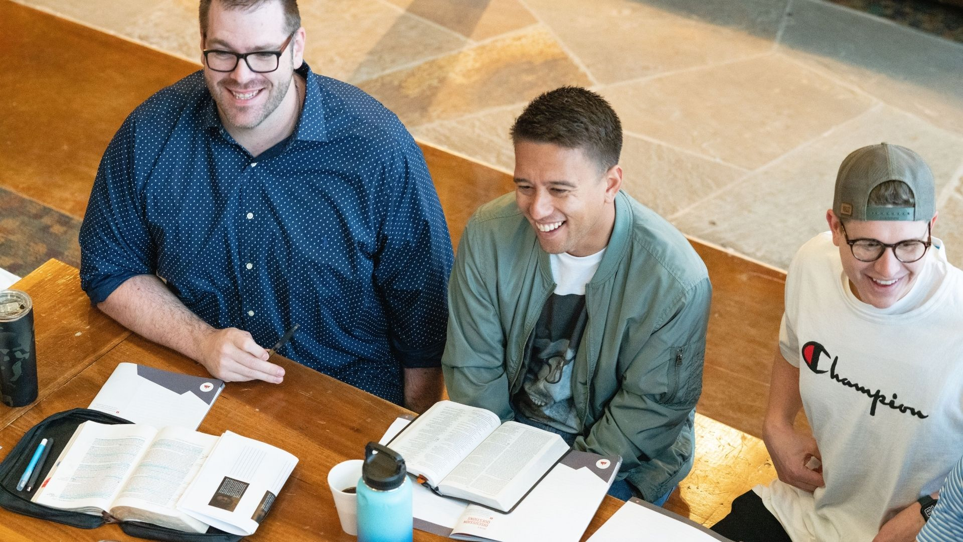 How to Start a Workplace Bible Study  Hero Image