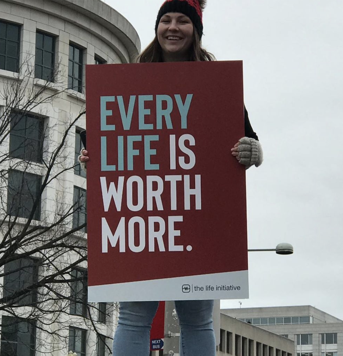 March for Life - Ashlyn