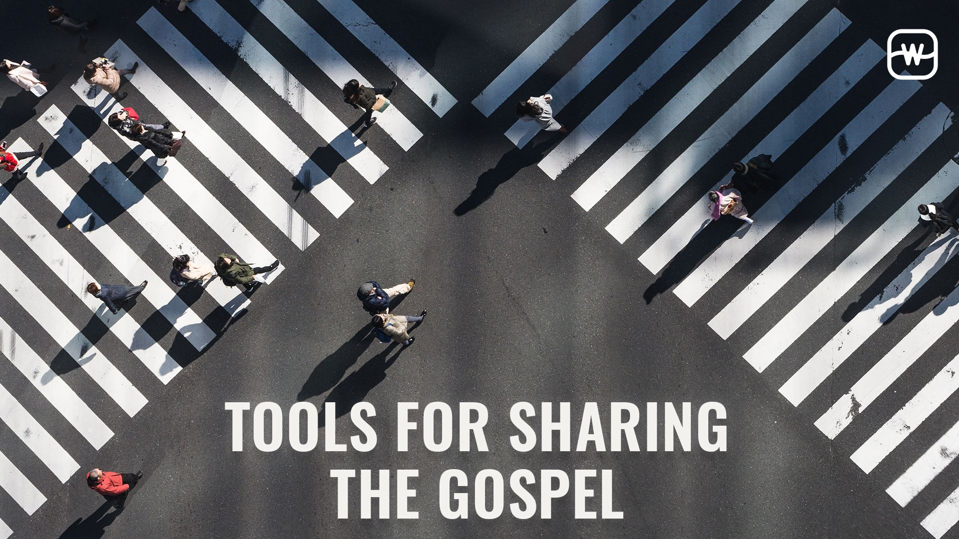 Tools for Sharing the Gospel Hero Image