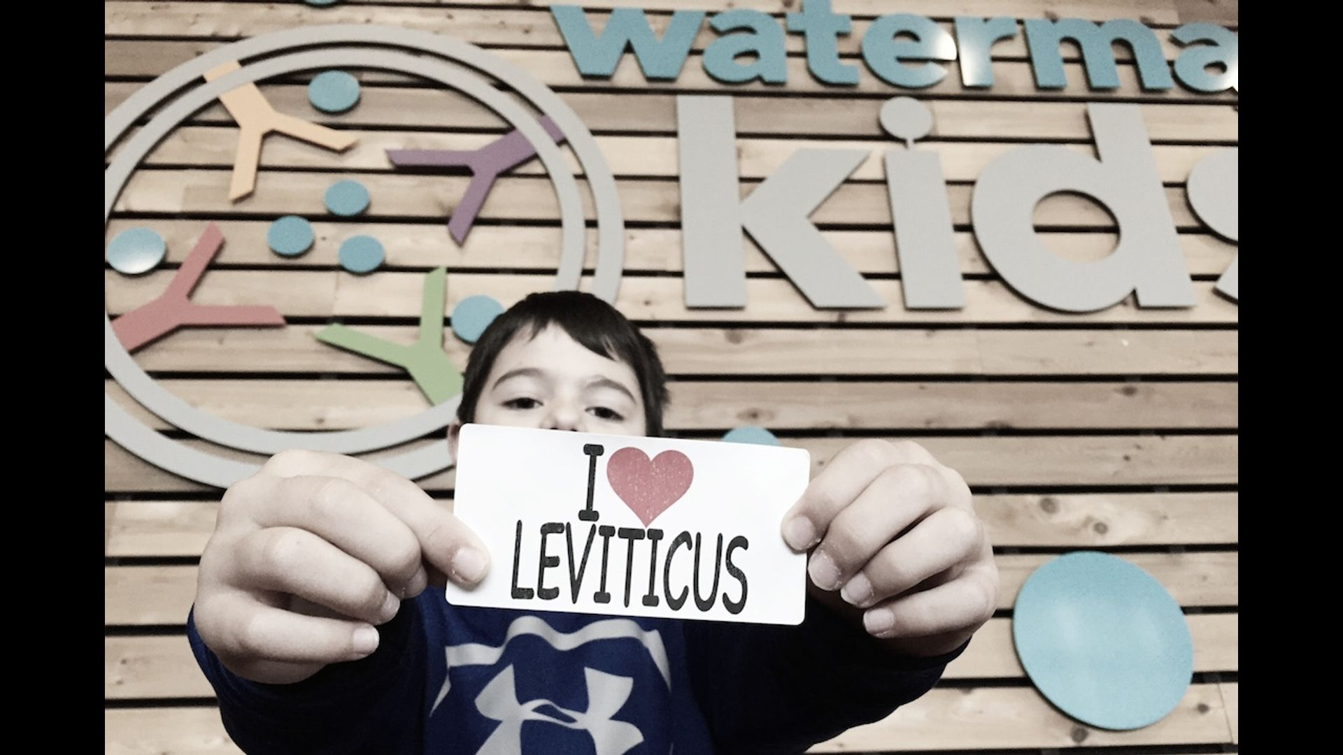 Family Journey Through Leviticus Hero Image