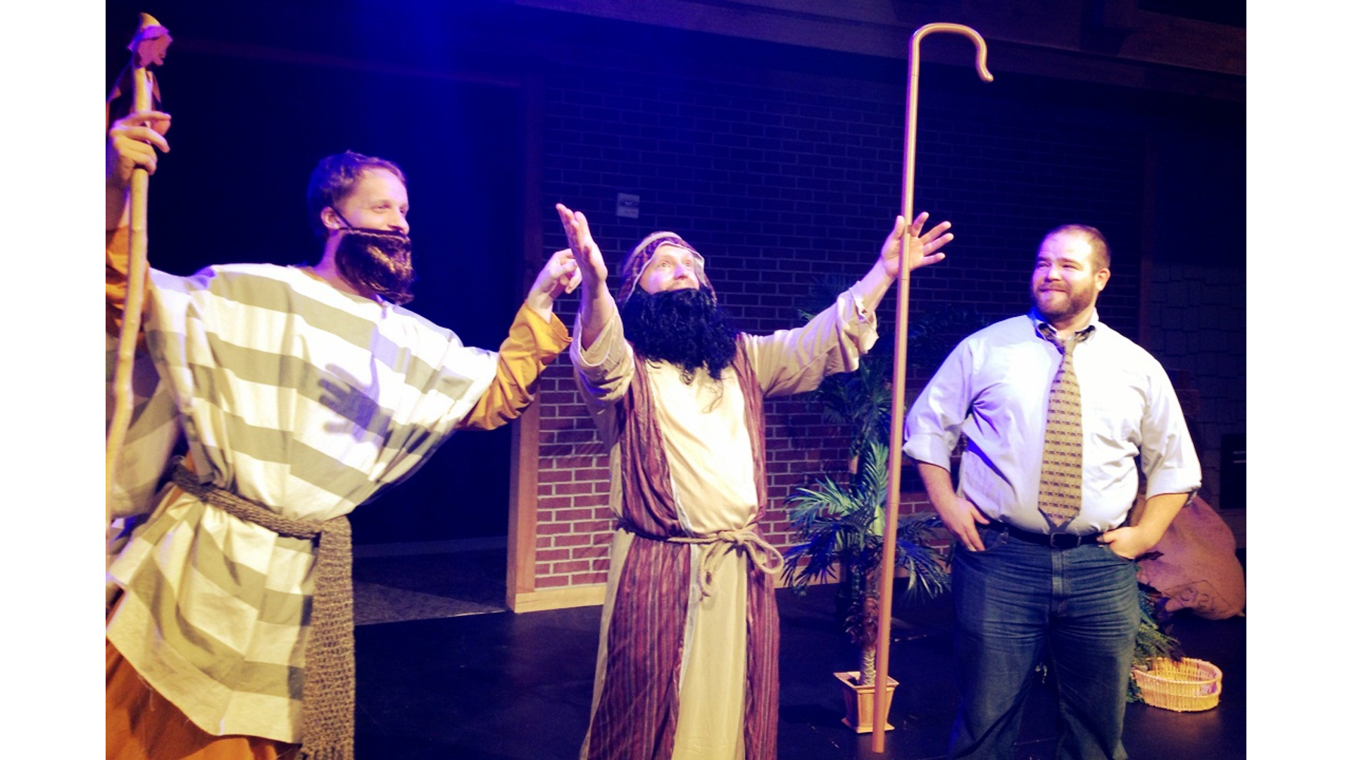Faith Changes the Way We Use Our Gifts: Lessons from the Wisemen Hero Image