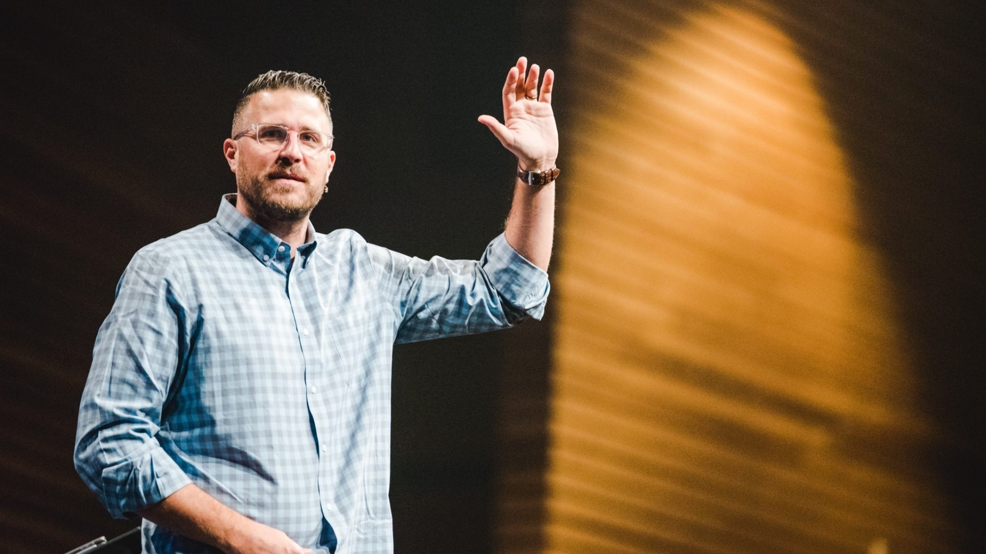 Gospel-Driven Optimism: Sermon Guide Hero Image