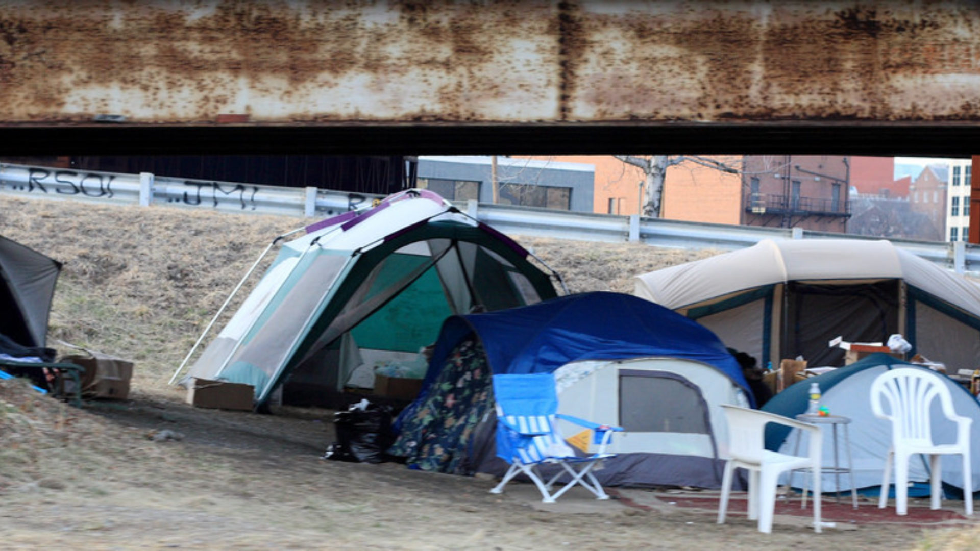 What's the Deal with Tent City? Hero Image