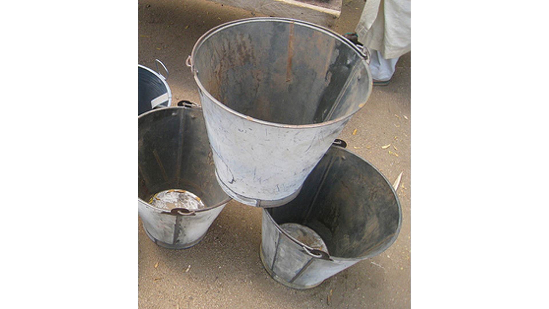Buckets of Impact: How We Serve Our City & World Hero Image