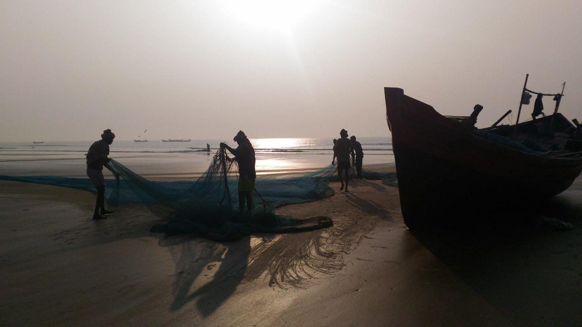 Three Activities for Preschool Families: Fishers of Men Hero Image