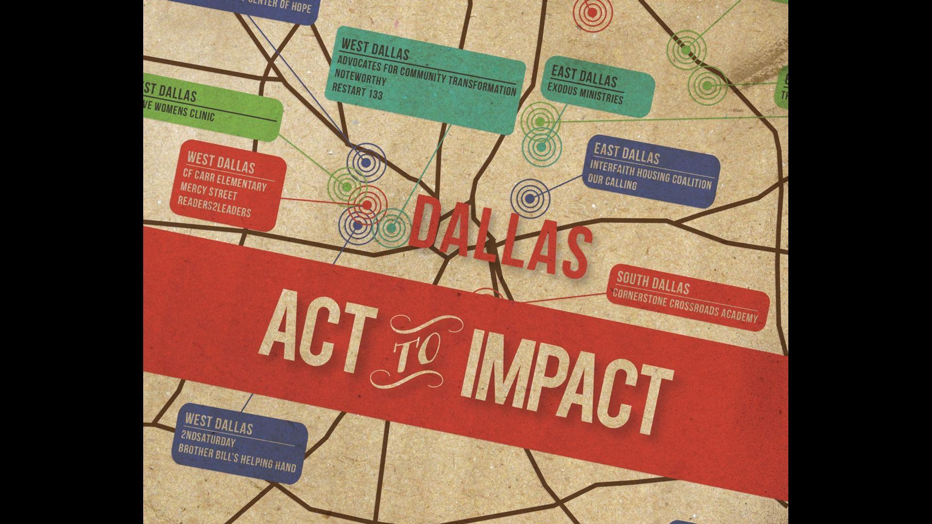 Act To Impact Hero Image