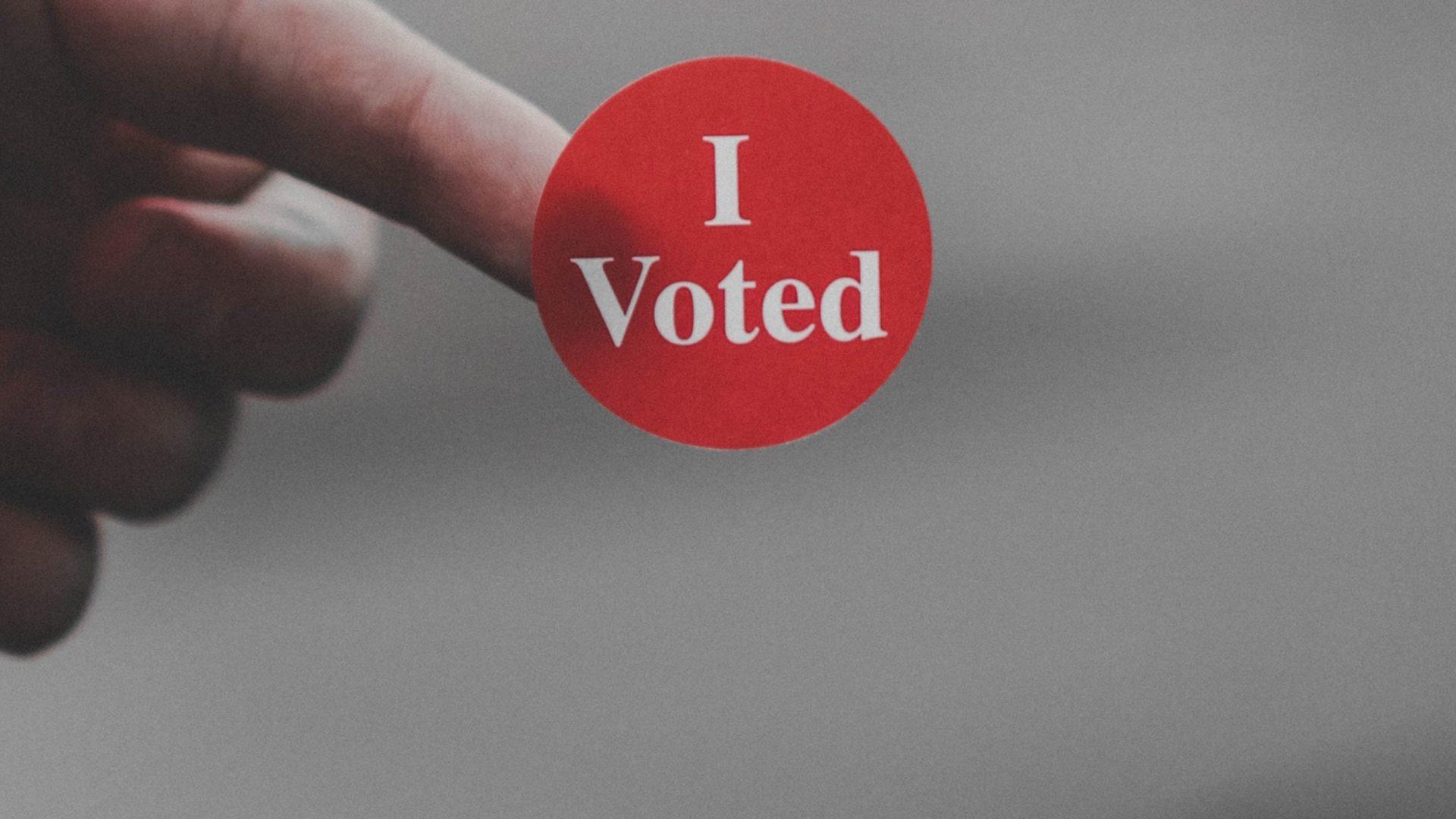 Voting 101 Hero Image