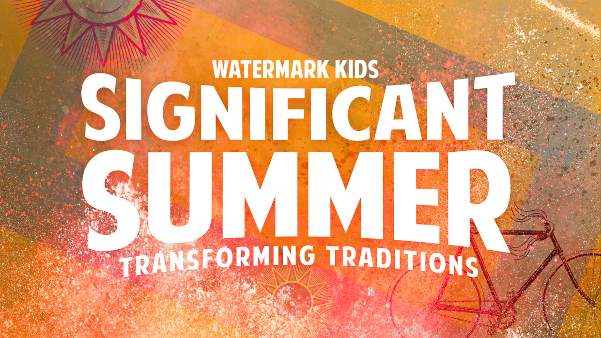 Significant Summer 2017: Transforming Traditions Hero Image