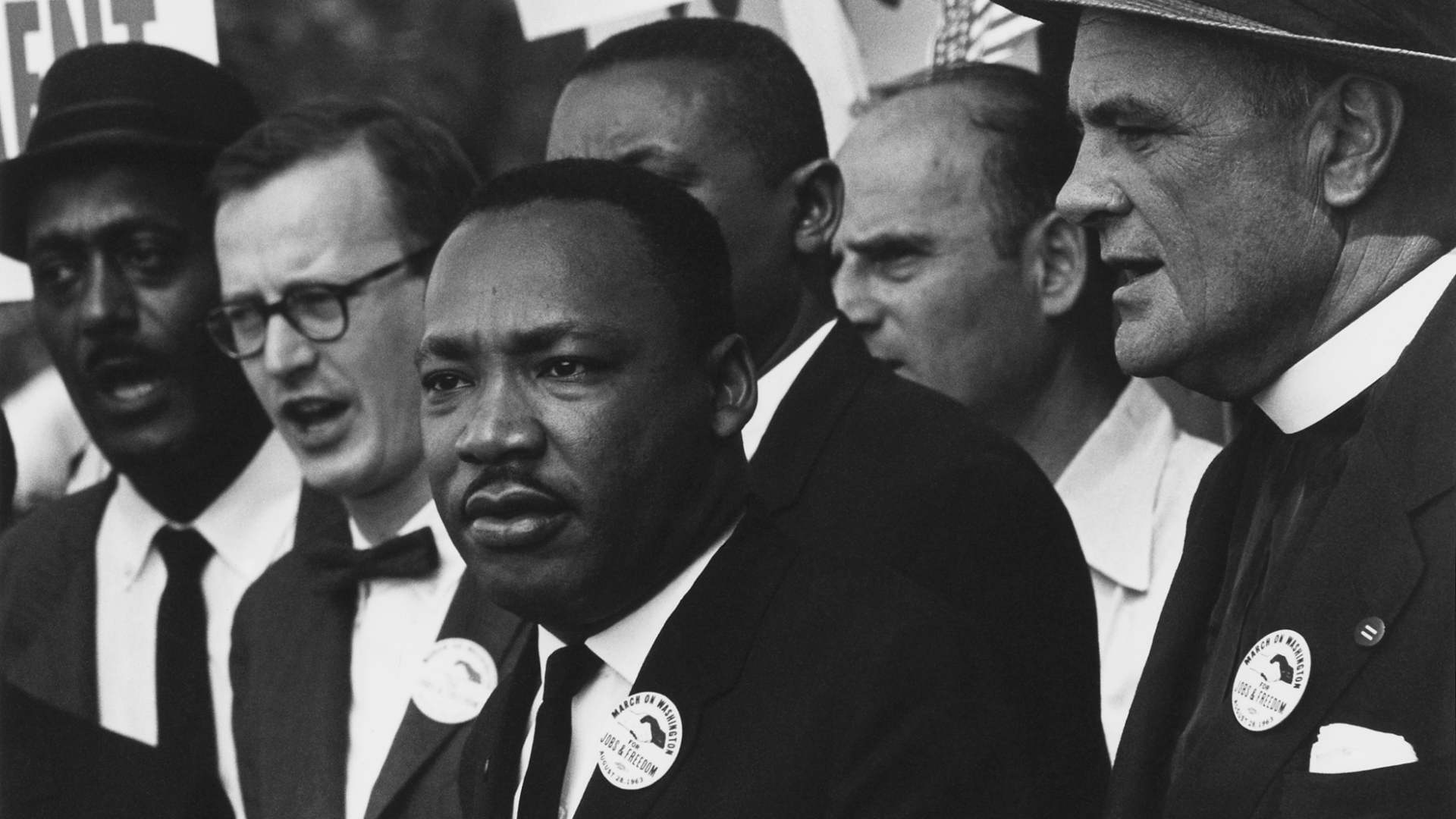 """""""I Have a Dream"""" and the Dream of Jesus Hero Image"""