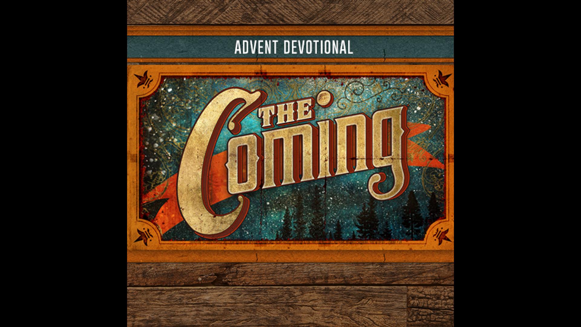Advent Guide 2014: Week 1 Hero Image